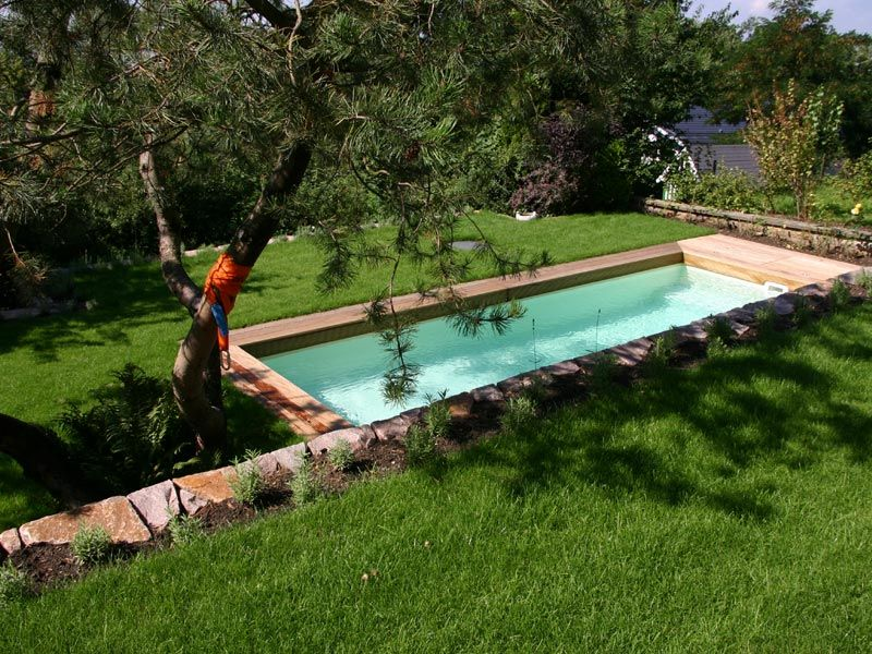 Pool in hanglage google suche around the house for Gartenpool hanglage