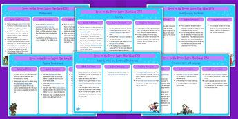 Room On The Broom Lesson Plan Ideas Planning Plans