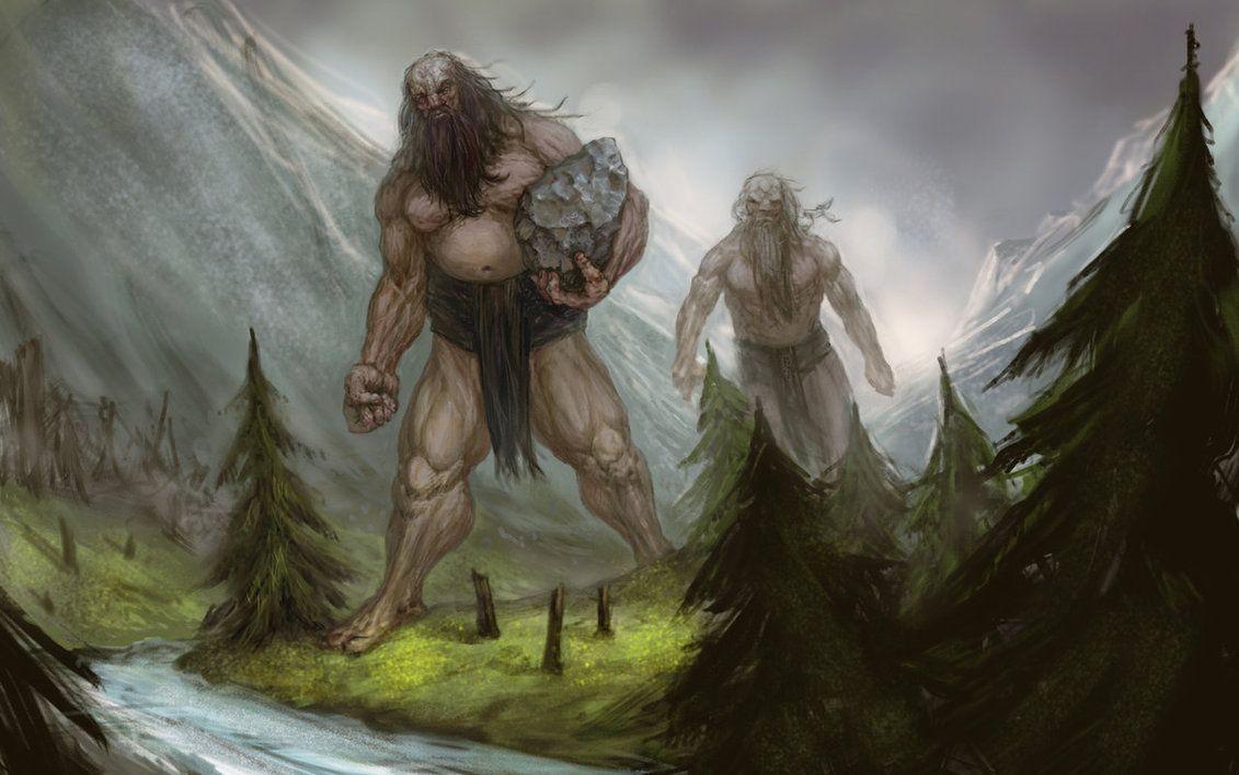 Картинки великанов великанов
