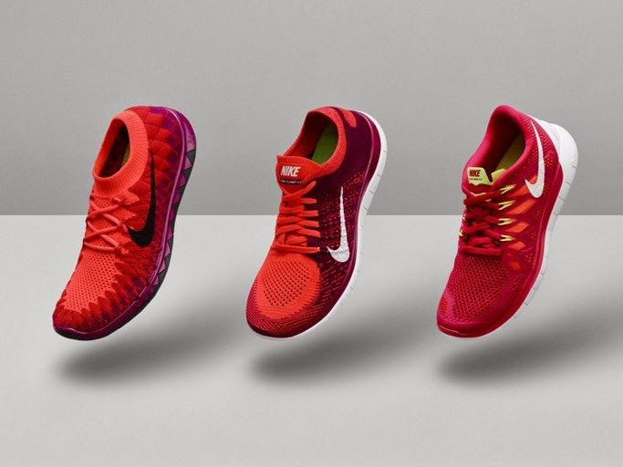 RUNNING WITH PASSION: Press Release: NIKE FREE 2014 Running ...