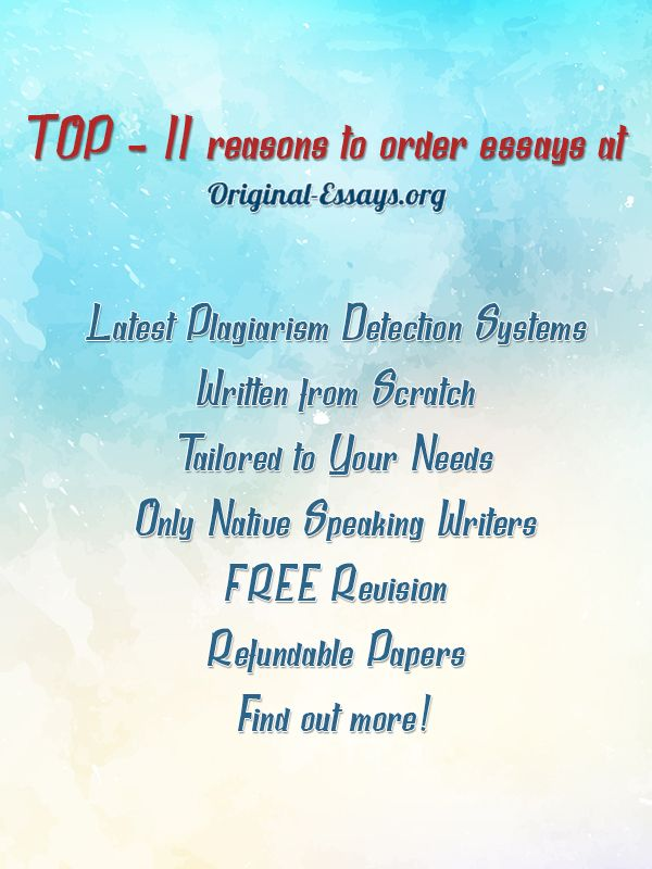 Top 11 reasons why order at @Original_Essays #writing #student - resume paper