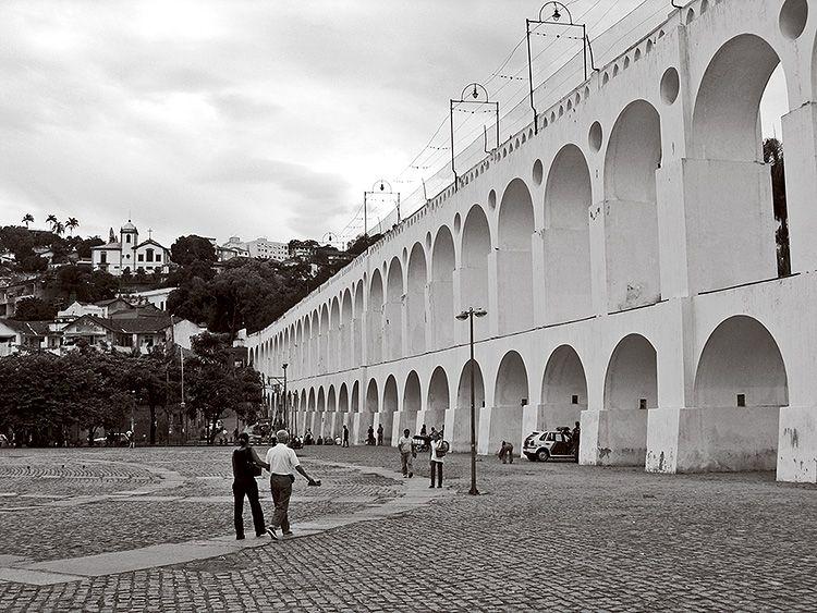 Arcos da Lapa..