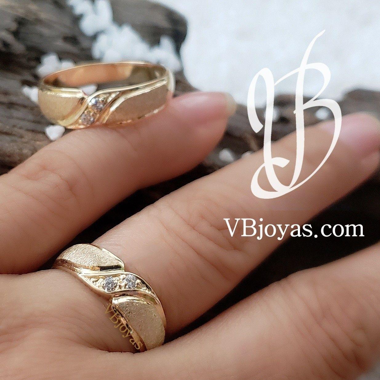 Aros De Matrimonio Alianzas Wedding Band 18k Gold Vbjoyas Ecuador Engagement Rings Engagement Jewelry