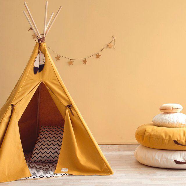 5 conseils pour bien choisir la couleur pour une chambre d\u0027enfant Tipi