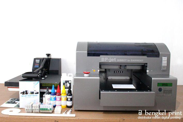 Printer Dtg A3 Super 2016 Printer Mesin Cetak Bengkel