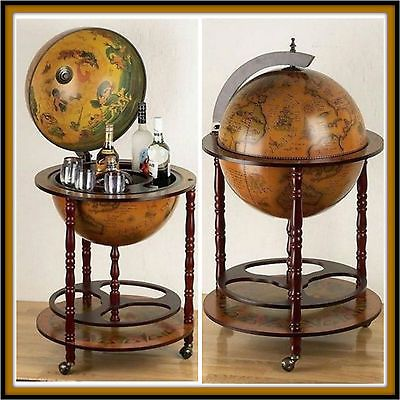 Antique drinks cabinet #wooden home #cocktail wine bar #vintage trolley century m,  View more on the LINK: http://www.zeppy.io/product/gb/2/162122722251/
