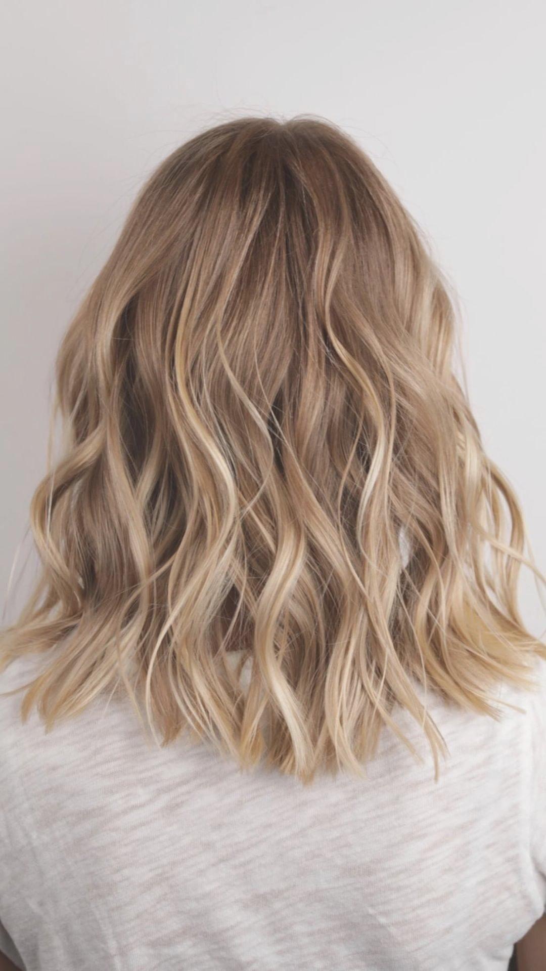 Haarfarbe braun blond bilder