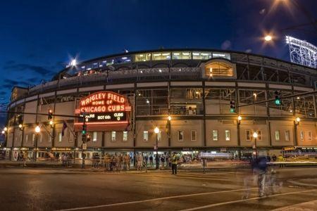 Wrigley Field Chicago Sports Pinterest Wrigley field, Chicago