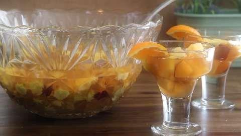 Ponche de Frutas (Fruit Punch) Allrecipes.com