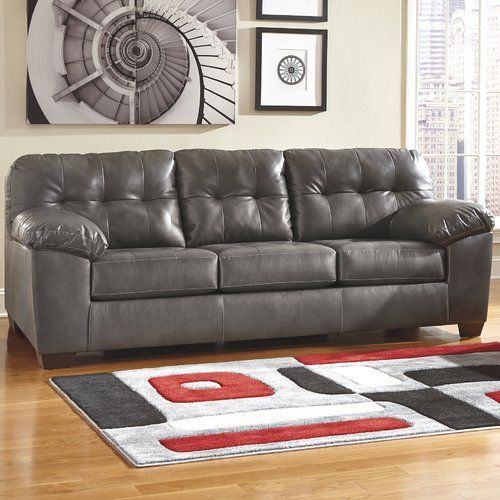 Found it at Wayfair Ginger Sofa Similar to the Mason Charcoal