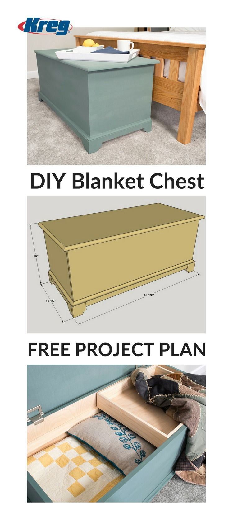 How To Build A Classic Blanket Chest Chest Woodworking Plans Easy Woodworking Projects Woodworking Projects Plans