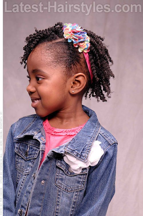 Pleasant 1000 Images About Natural Hairstyles For Children On Pinterest Short Hairstyles For Black Women Fulllsitofus