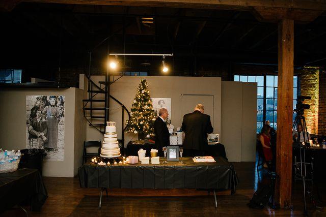 Gold Wedding Nashville Signature Cakes By Vicki Marathon Village Golden Bride Takes Us Behind The Scenes Of Her
