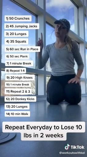 Full Body Workout For Every Woman