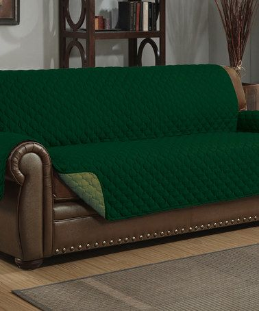 Modern Sofa Featuring soft microfiber material and a quilted design this protector fortably keeps furniture safe from wear tear and pet hair while offering two