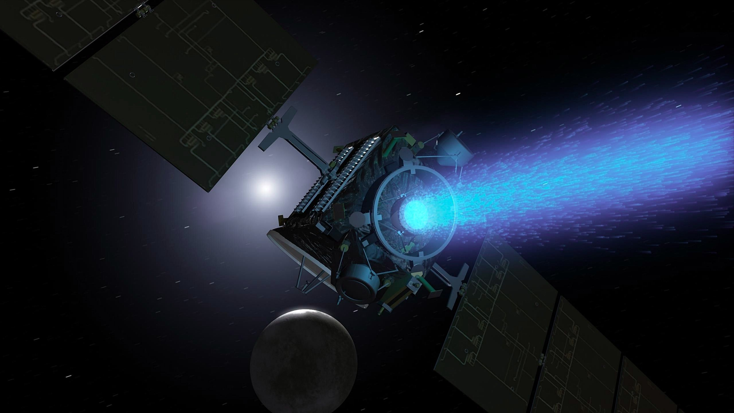 to Host Live Chat on Successful Mission to Asteroid Belt to Host Live Chat on Successful Mission to Asteroid Belt