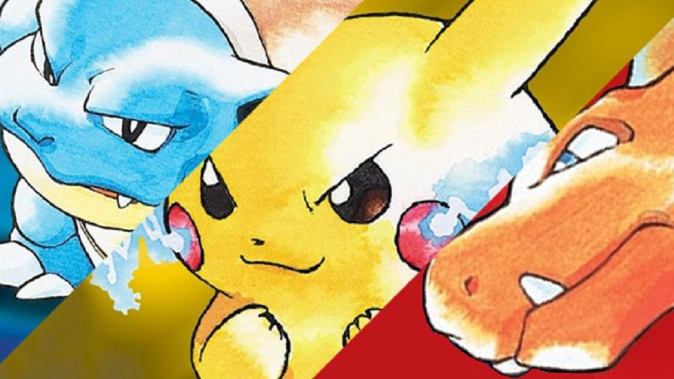 Six Tips To Help You Be The Very Best In Pokemon Red Blue Yellow Pokemon Red Blue Pokemon Red Pokemon