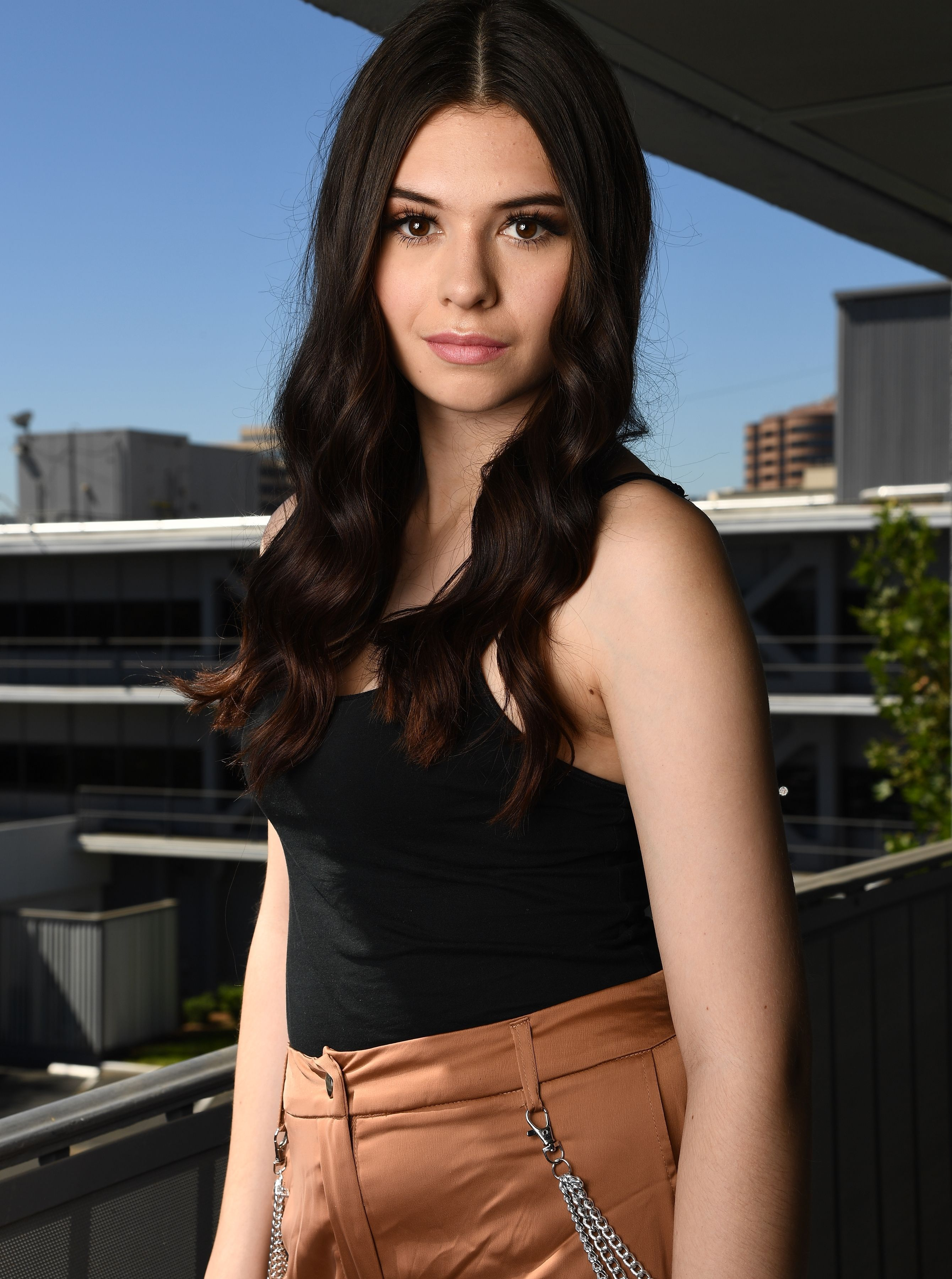 Supergirl': Nicole Maines shows her power as TV's first transgender ...