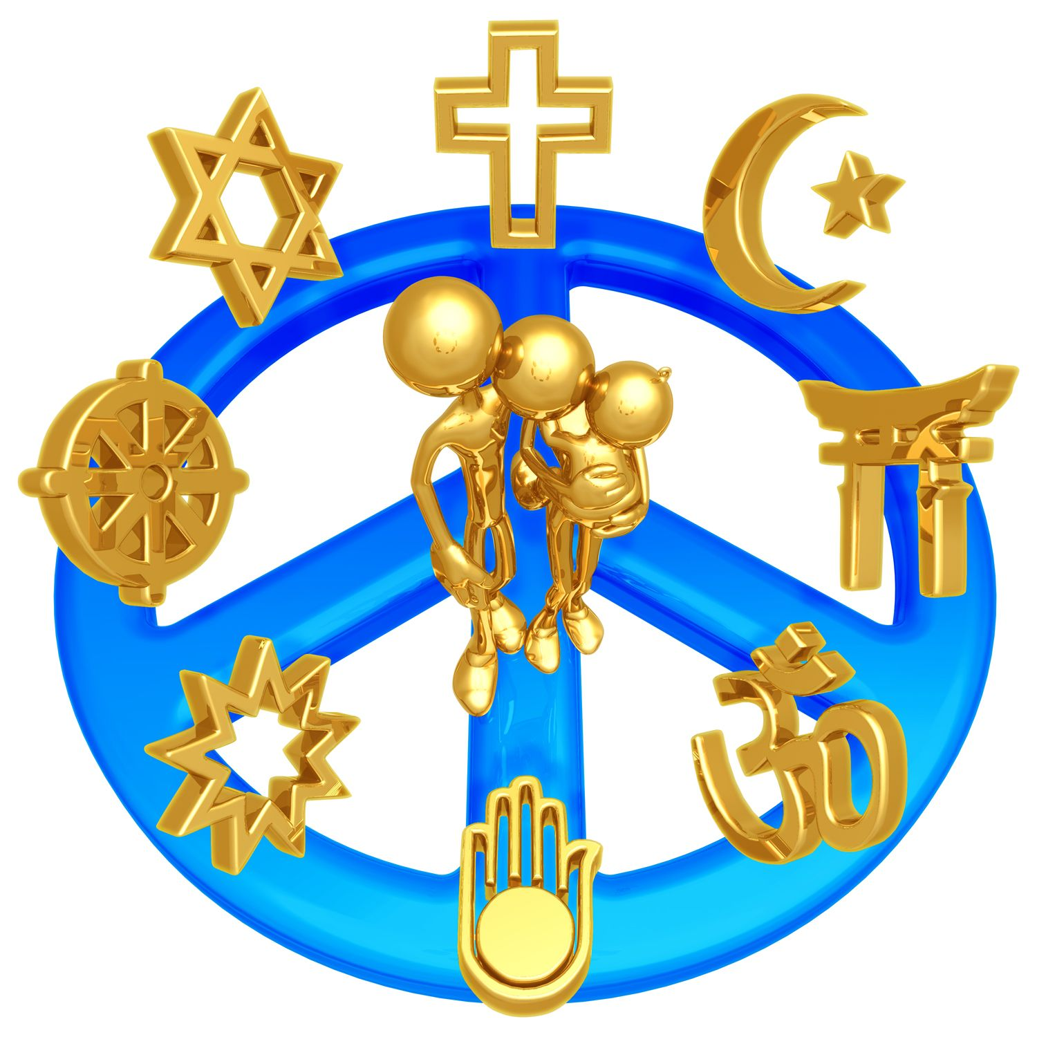 The Golden Family Of The World Religions World Religions - Top religions in the world