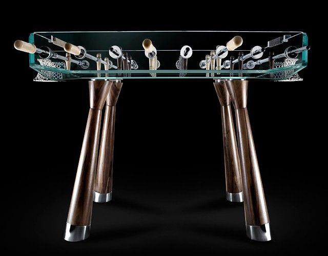 Teckell Foosball Table by Adriano Design