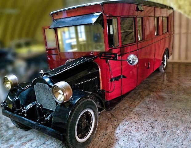 Vintage 1917 Packard Motorhome For Sale Rv Lifestyle