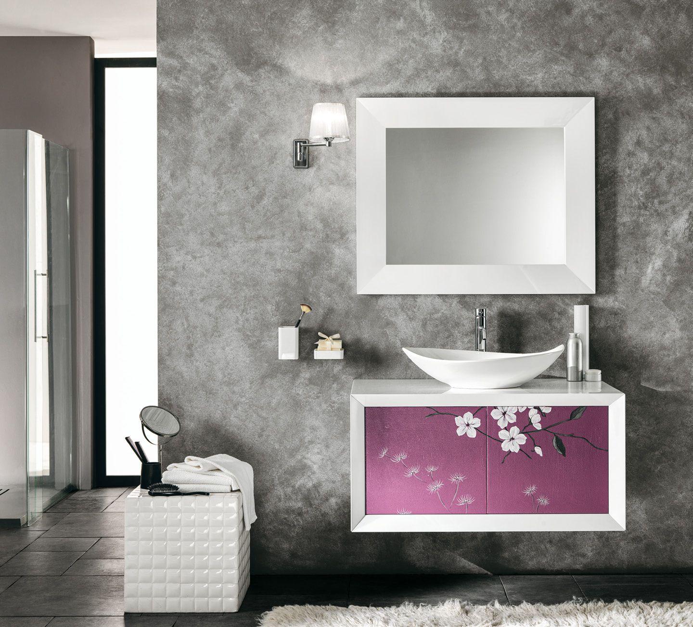 Eban composizione tosca 123 su a 2379 euro set composiozioni mobili - Mobili bagno eban ...