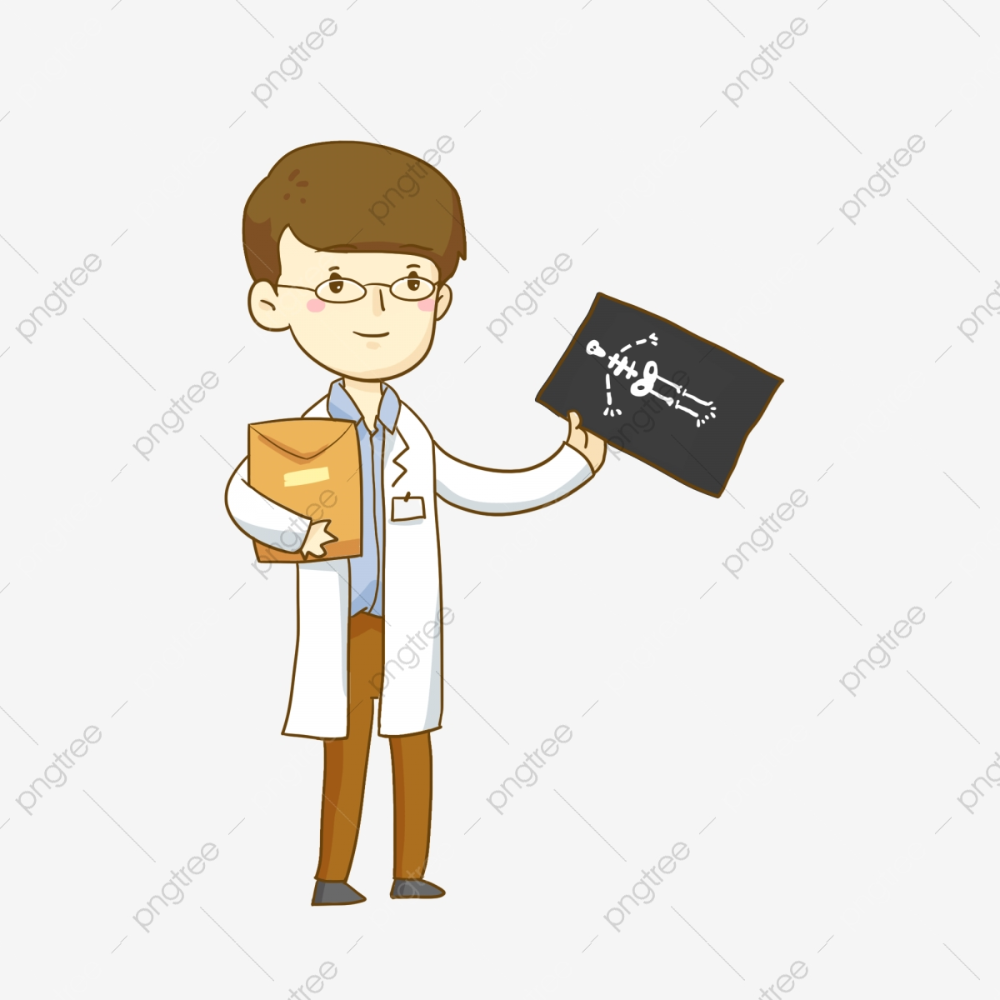 Medical Doctors X Ray Filming Male Doctor Wear Glasses File Holder Png Transparent Clipart Image And Psd File For Free Download In 2020 Male Doctor Doctor Medical Clip Art