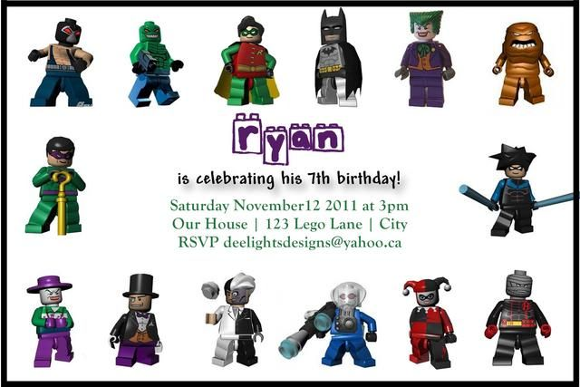 Boy lego birthday card free batman party invitations free batman boy lego birthday card free batman party invitations free batman party invitations airplane bookmarktalkfo Image collections