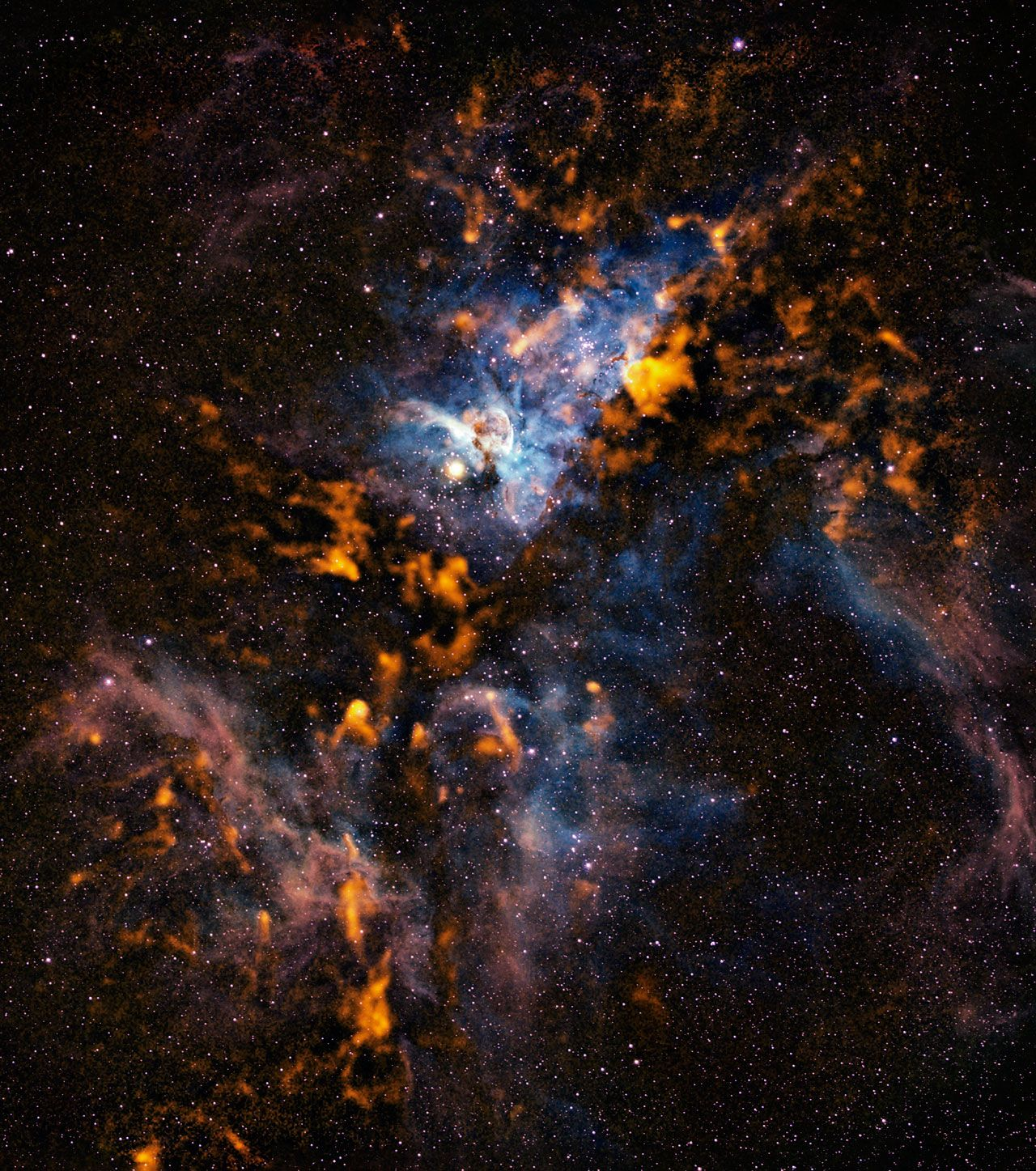 the carina nebula | nebulas | pinterest | carina nebula, smith