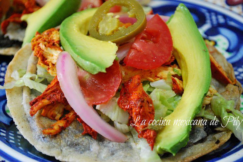 La cocina mexicana de Pily | Pays,tartas,tamales y caldos ...