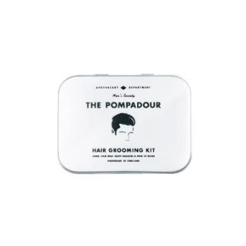 Men's Society-The Pompadour Hair Grooming Kit