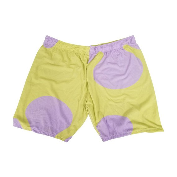 990e81120269f Patrick Shorts Spongebob Squarepants Costume TV Show Halloween Patrick Star  Cosplay Yellow Sponge Bo