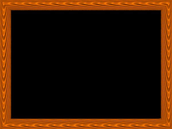 Orange Border Png