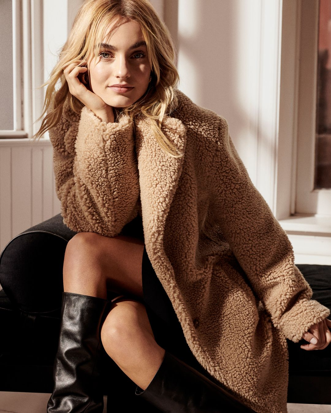655ee5bd0035 The teddy cocoon in 2019 | Fall/ Winter vibes | Winter coat, Best ...