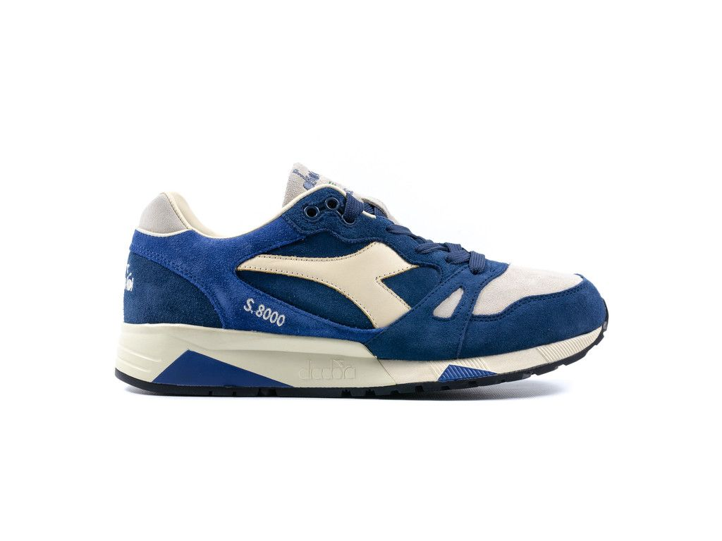 DIADORA S8000 S ITA - BLUE DARK DENIM