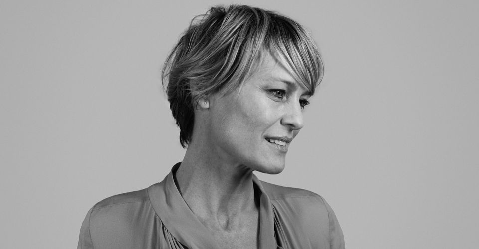 """Robin Wright: """"We're always compromising"""""""