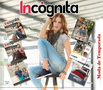 c6690626 INCÓGNITA Catalogos 2019 - Incognita Primavera Verano | Zapatos y ...