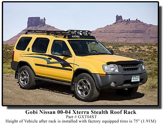 2000 2004 Xterra Roof Rack Exterra Jeeps Off Road Roof Rack Roof Top Tent Nissan Xterra