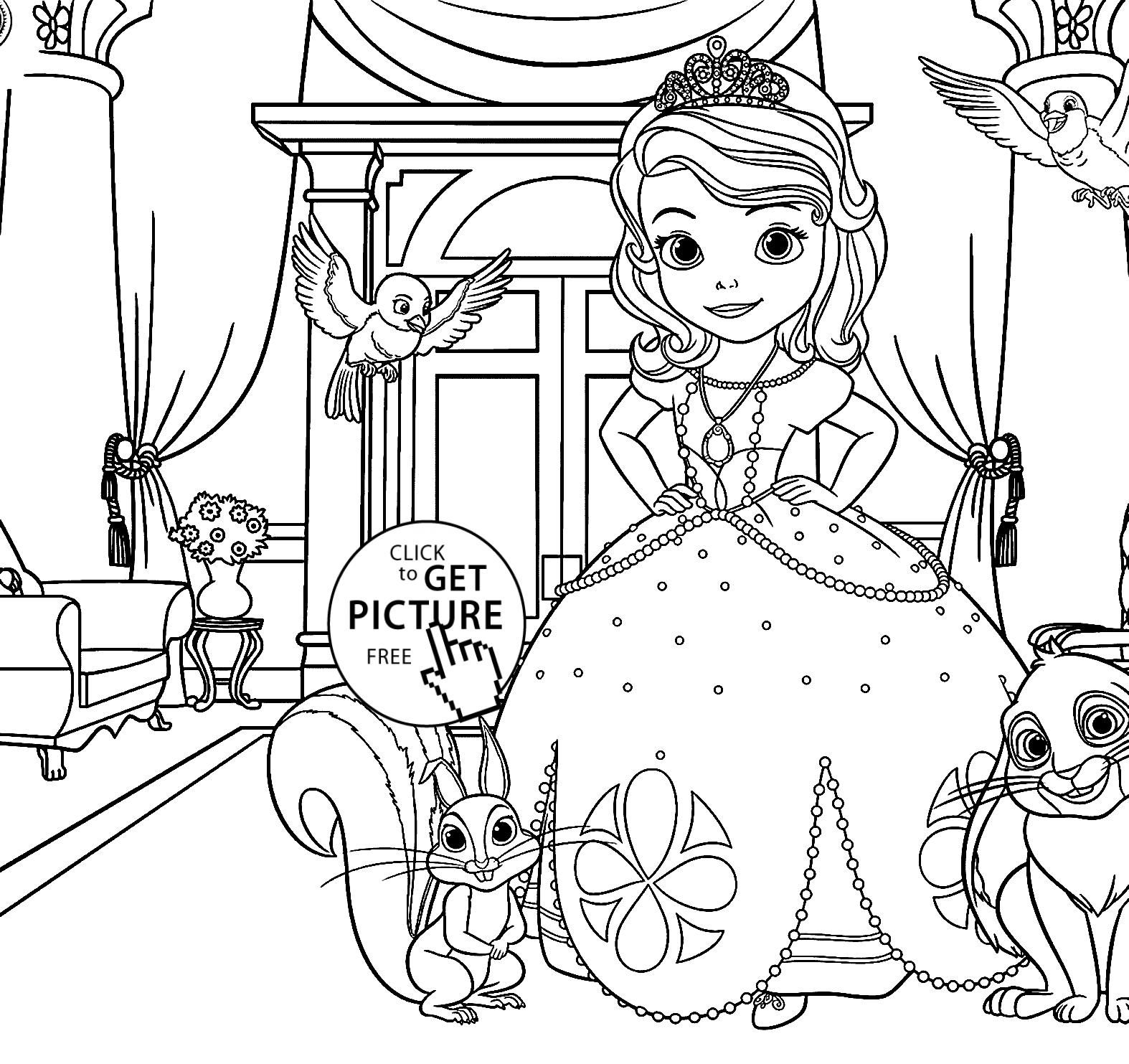 Nice Coloring Page Sofia That You Must Know You Re In Good Company If You Re Looking For Coloring Page Sofia
