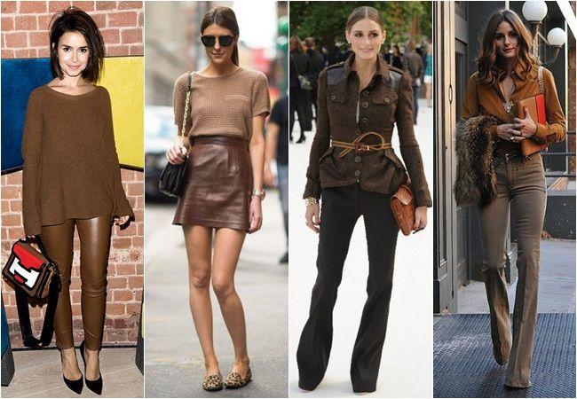675715532f cores de roupas que combinam com marrom - Pesquisa Google | Mulher ...