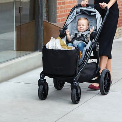 Baby Jogger City Select Lux Stroller Shopping Tote In Black