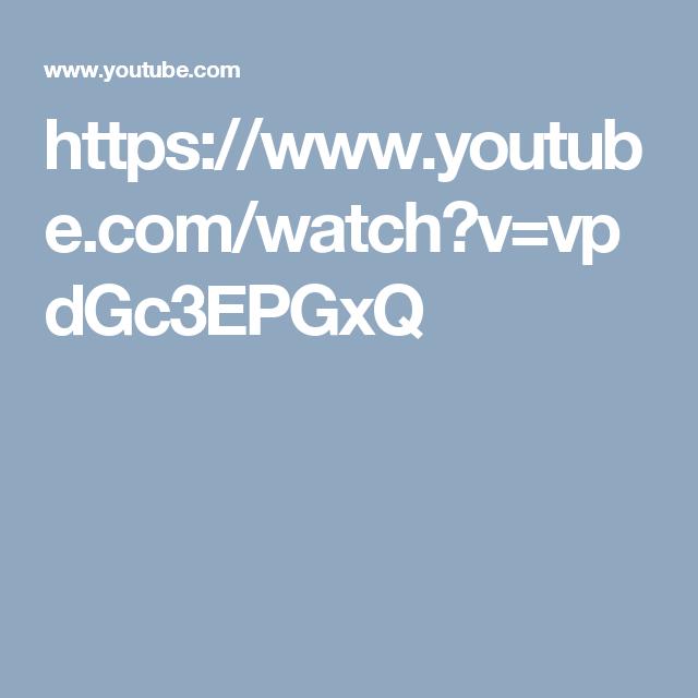 https://www.youtube.com/watch?v=vpdGc3EPGxQ