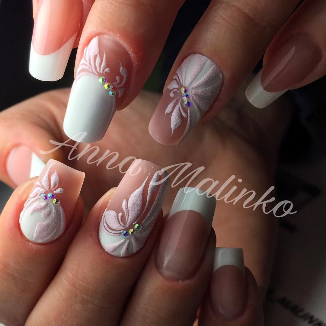Анна Малинко | Nails/Toenails Designs | Pinterest | Nail patterns ...