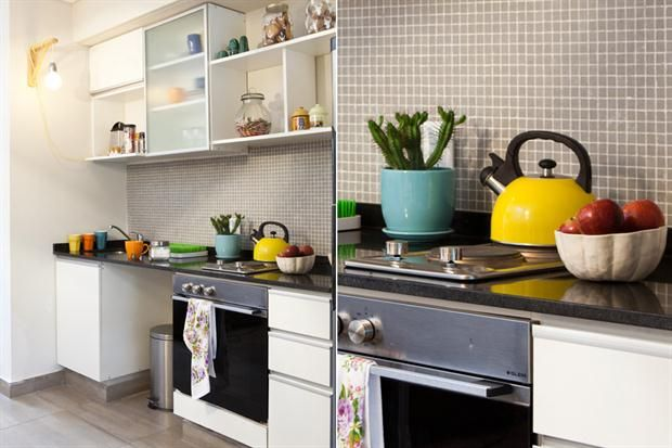 Una superficie limpia y fácil de limpiar, luz abundante y bien dirigida, utensilios estrictamente necesarios y en buen estado