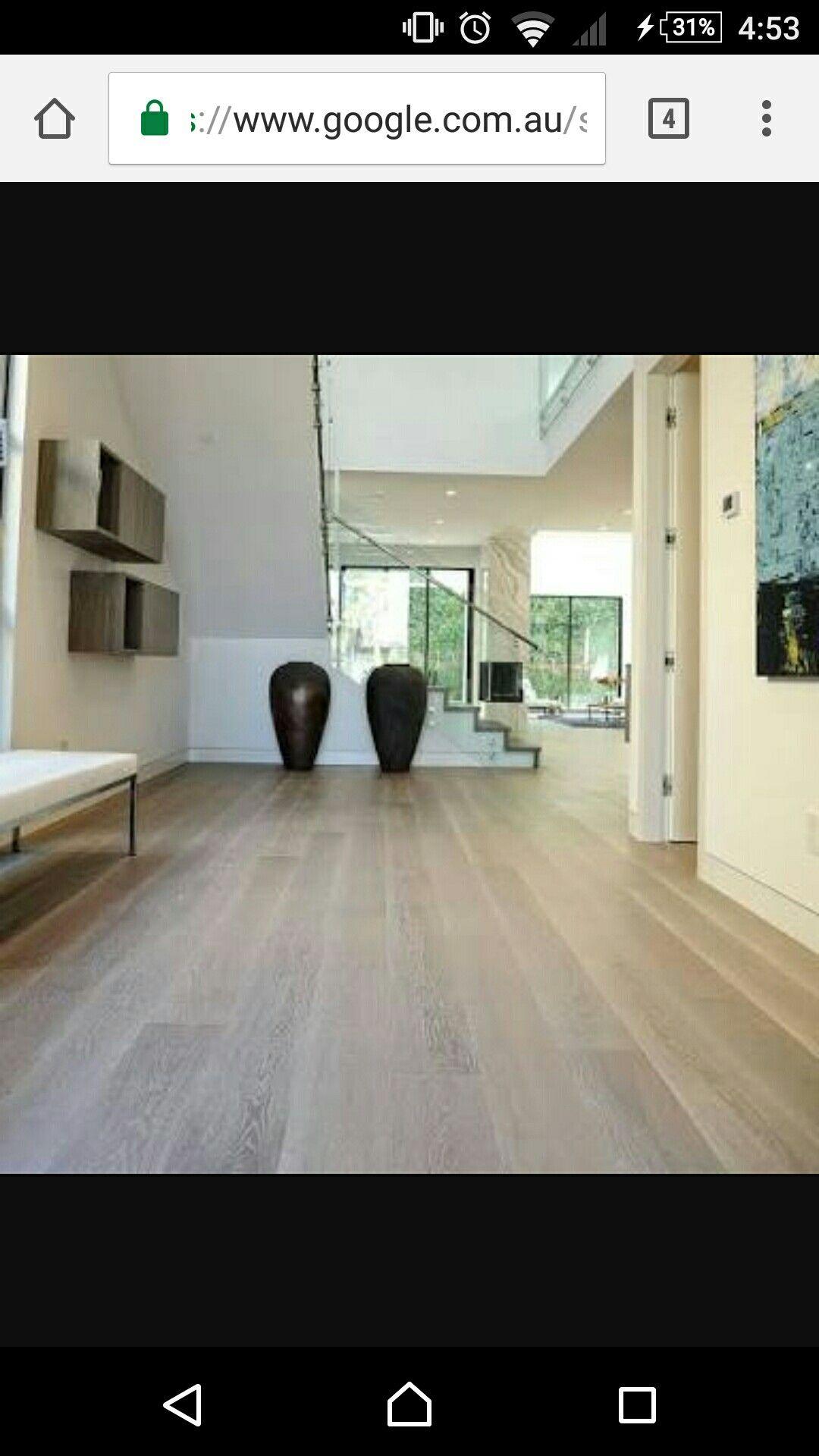 I like the floors and colour combination Modern wood