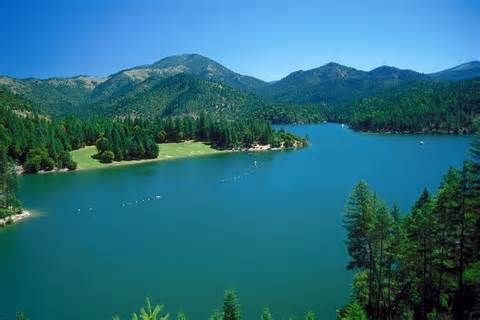 Southwest Oregon, Applegate Lake
