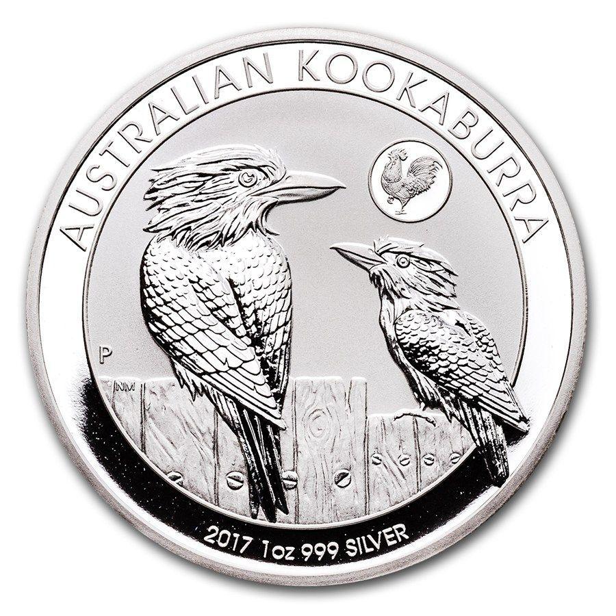2017 Aus 1 Oz Kookaburra Rooster Privy Mintdirect Premier In 2020