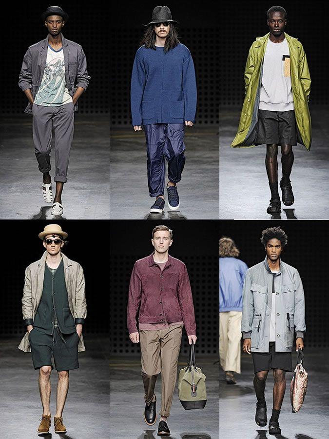 YMC, Oliver Spencer, Christopher Raeburn SS16 Menswear