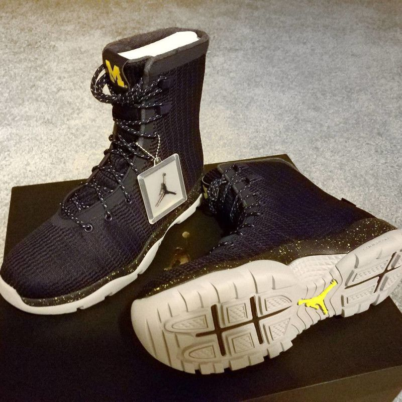 Michigan Air Jordan Future Boots | Sole Collector