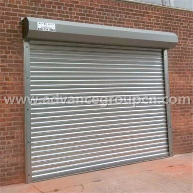 Source Galvanized Customized Electric Steel Rolling Shutter On M Alibaba Com Glass Garage Door Garage Doors Rolling Steel Doors